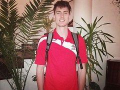 Střelcem zápasu v Sibiu byl pardubický hráč Jackson Kent.