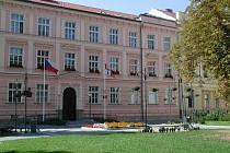 Budova Krajského úřadu Pardubického kraje