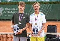 Parádní výkony tenisového mládí: Forejtek i Fruhvirtová jako Formule 1