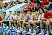 Basketbalisté v přípravě na novou sezonu.