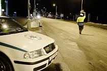 Kontroly řidičů se zaměřily zejména na alkohol za volantem.
