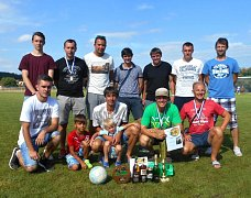 Nemošice vyhrály 24. ročník fotbalového Kloučkova turnaje.