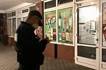 Partička nezletilých popíjela na Dubině. Jedna z dívek nadýchala 1,5 promile alkoholu.