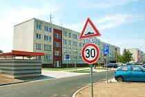Sídliště v Černé za Bory dostává novou podobu