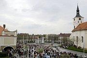 Zahájení lázeňské sezony v Lázních Bohdanči 2013
