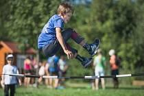 Sportovní park Pardubice 2018.