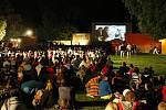 Třetí díl Doby ledové v pardubickém letním kině