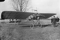 Letadlo Jana Kašpara