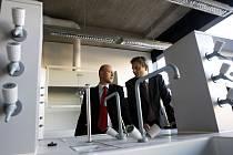 Nový areál Fakulty chemicko–technologické Univerzity Pardubice byl otevřen