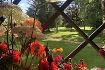 Kouzelné zahrady na žďárském zámku