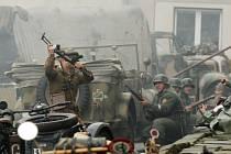 Ukázka z povstání v roce 1945 bude lákat návštěvníky na Cihelnu 2015
