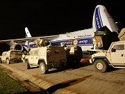 Společnost EBA prý nedovedla rozlišit, co jsou civilní a co vojenské lety. Společnostem, které do misí NATO z pardubického vojenského letiště převážejí vybavení české armády, začala EBA bez varování účtovat poplatky. To však dle mezinárodní úmluvy nemůže.