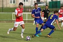 Fotbalová příprava: FK Pardubice - FC Vysočina Jihlava