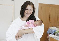 Kateřina Marková se narodila Soně a Jiřímu 5. června ve 14:20 hodin. Vážila 1,9 kilogramu a měřila 43 centimetrů. Doma v Hradci Králové má ještě sestru Julii (3).