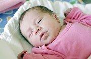 NELA PETRUŽÁLKOVÁ se narodila  na Hromnice ve 22 hodin a 32 minut. Vážila 3160 gramů a měřila 48 centimetrů. Na malou Nelu a maminku Petru se těší doma v Pardubicích tatínek Jan, který byl u porodu.