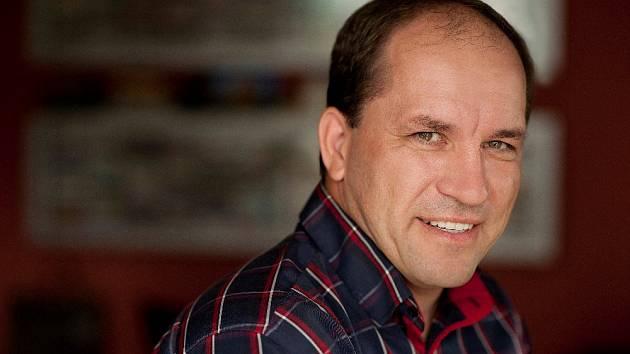 Marek Výborný je pět let ředitelem Gymnázia Mozartova v Pardubicích.