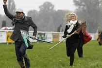 Charitativní závod Medela Cup tentokrát vyhrál Dalibor Gondík