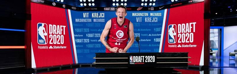 Vít Krejčí na draftu
