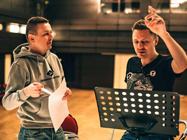 Jiří Ševčík a Ondřej Ruml