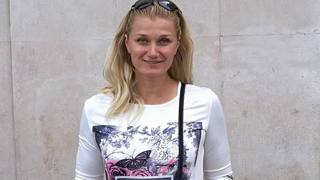 Jana Kárníková.