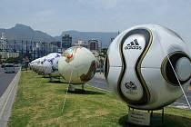 Cape town teď žije fotbalem