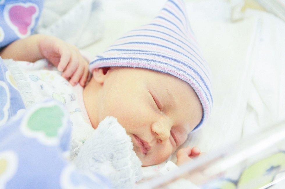 ELIŠKA PRÁŠILOVÁ se narodila 26. listopadu ve 22 hodin a 50 minut. Měřila 50 centimetrů a vážila 3540 gramů. Maminku Evu podpořil u porodu tatínek Roman. Rodina bydlí v Hradci Králové.