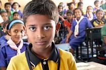 Výstava Svět indických dětí je do konce února k vidění v Pardubicích.