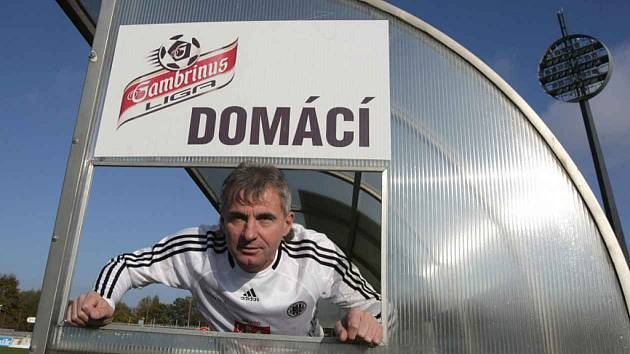 Legenda hradeckého fotbalu Pavel Černý st.