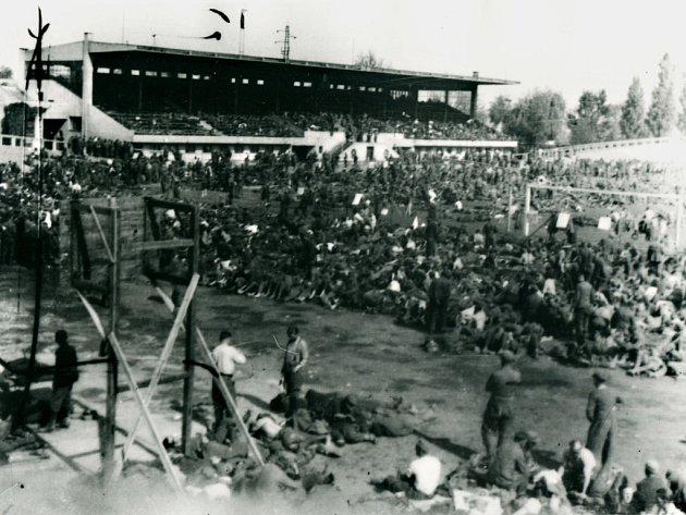 Pardubický letní stadion byl svědkem největšího debaklu v květnu roku 1945. Tehdy se totiž stal dočasným útočištěm pro německé vojáky, kteří prohráli válku.