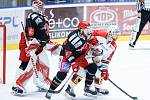 Hokejová extraliga: Pardubice - Třinec 5:2