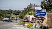 Expedice Crossing Cyprus 2017. Poslední velký kopec. Teď už prý budou jen terénní vlny.