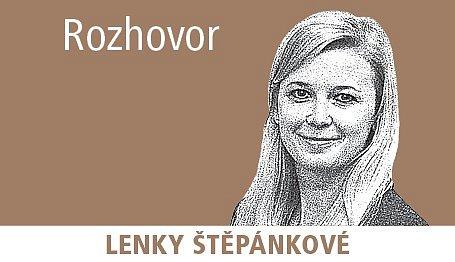 Rozhovor Lenky Štěpánkové