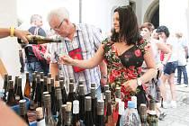 Vinařský festival. Ilustrační foto