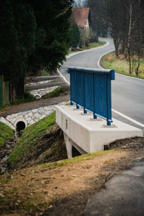 Modernizace silnice II/343 Vršov - Trhová Kamenice
