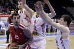 BK JIP Pardubice – ČEZ Basketball Nymburk 59:88