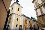 U kostela svatého Jakuba Staršího v Přelouči našli archeologové několik dětských koster. Pravděpodobně z doby románské