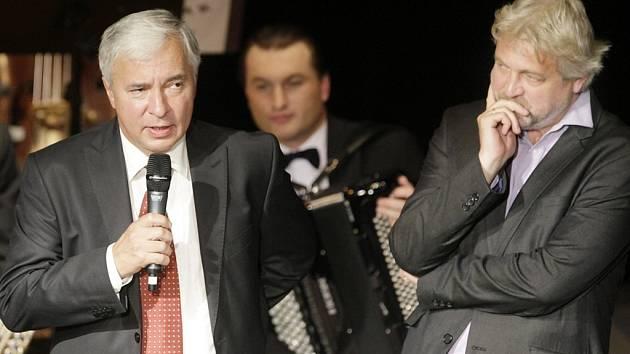 Ladislav Beneš a Libor Hruška