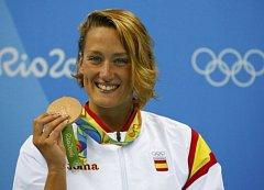 Olympijská vítězka bude o víkendu plavat v Pardubicích.