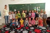 1. A Křesťanské základní školy NOE v Pardubicích.