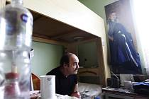 Azylový dům znamená pro bezdomovce nejlepší možnost k překonání mrazů