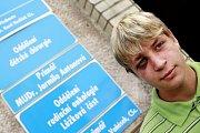 Jan Hille opouští po dvou dnech pardubickou nemocnici