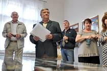 Otevření galerie v Rosicích