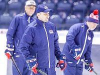 Hokejový šampionát se blíží. Nároďák se představí v Pardubicích