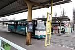 Stěhování autobusového nádraží zatím nehrozí.