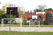 Školská sportoviště nutně potřebují rekonstrukci.