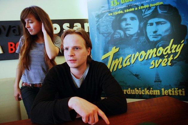 Tereza Voříšková a Kryštof Hádek