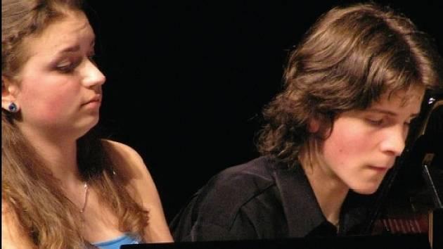 Klavírní duo