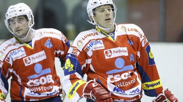Michal Šeda se vrátil ze Slovenska domů a proti Mladé Boleslavi ukázal, že by mohl být pro Pardubice posilou.