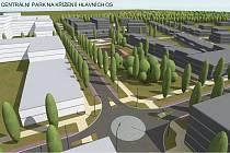 V blízkosti přírodní lokality Červeňák má vyrůst asi tisícovka bytů.