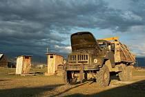 Ukázky fotografií z diashow o Altaji